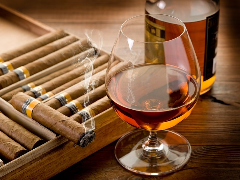 Traditionally, cognac is considered a male drink 32