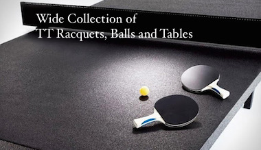 TT Racquets