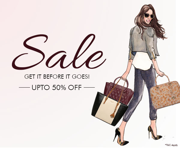 Discounted handbags India