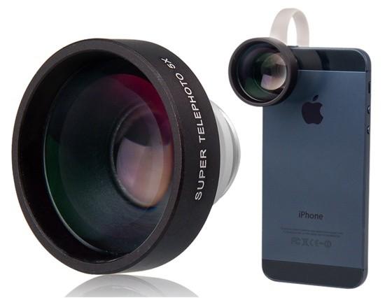 gadgetstuff 5x Telephoto Lens For Mobile Phones