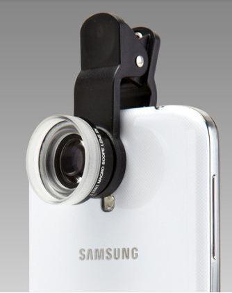 gadgetstuff 6x Macro Lens For Mobile Phones