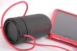 gadgetstuff X-vibe - Mini Resonate Speaker