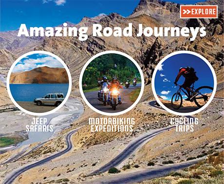 Amazing Road Trips
