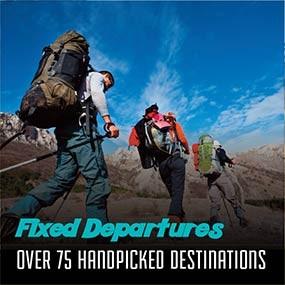 Fixed Departures