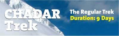 Chadar Trek 9 days