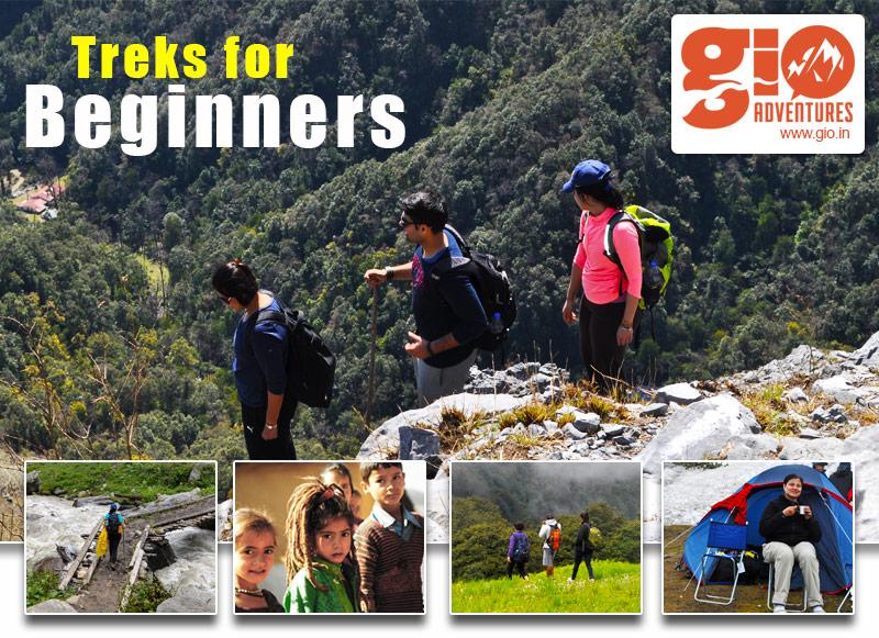 Himalayan Treks For Beginners
