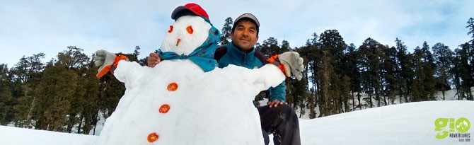 Kedarkantha Snow Trek
