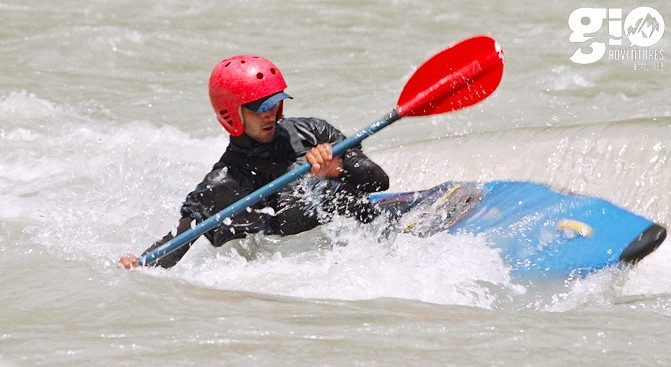 Best Rafting in Ganga Kayaking