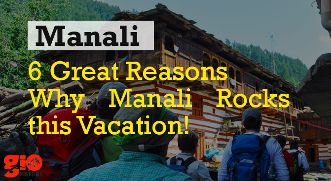 Manali - Manali Holidays