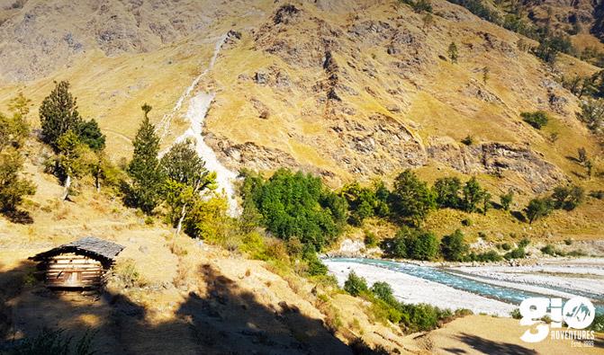 Taluka - Har ki Dun Valley
