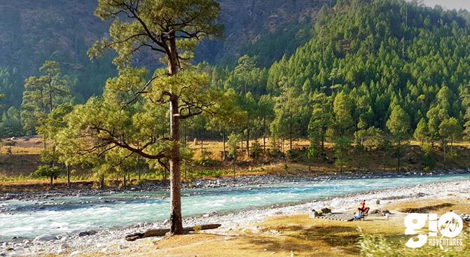 Tons River - Har ki dun