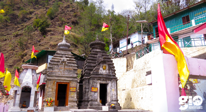 Local Temple in Kund