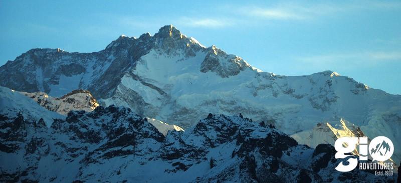 Kangchendzonga Peak