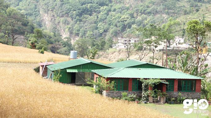Jayalgarh Camp