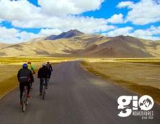 Ladakh Cycling