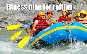 rafting fitness