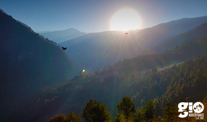 Sankri - Har ki Dun Valley