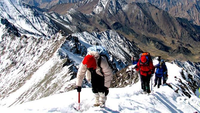 Stok Kangri - Ladakh