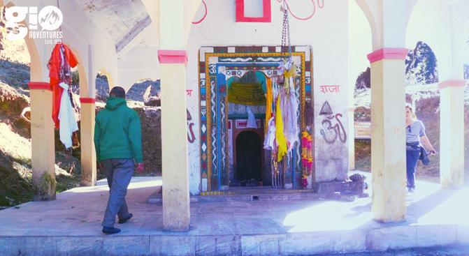Nag Devta Temple - Nag tibba