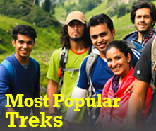 Most Popular Treks