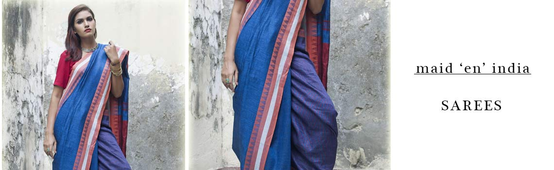 Made in India - Traditional Silk and Cotton Sarees