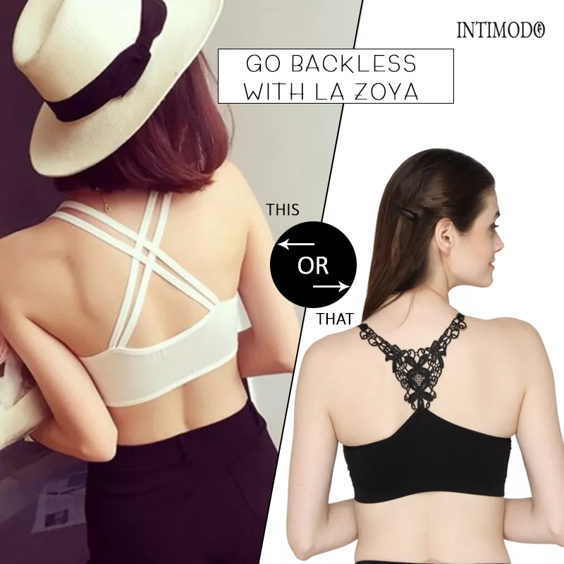 7 Types of Bra That You Can Wear With Backless Dresses 9e82a4b75