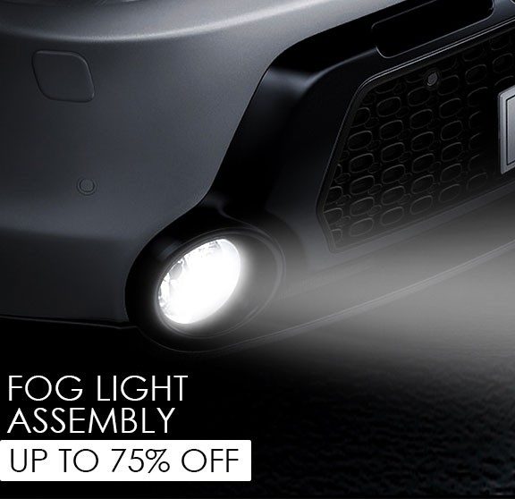 Fog Lamp Assembly Banner