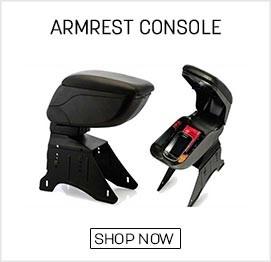 Armrest Console Banner