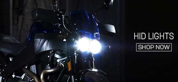 Bike LED Lights Banner
