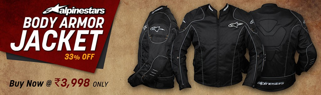 Alpinestars Body Armor Jacket
