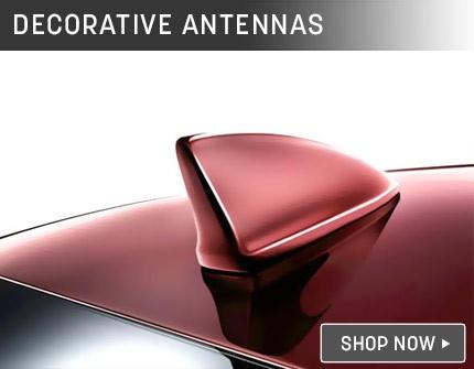 Decorative Antenna Banner
