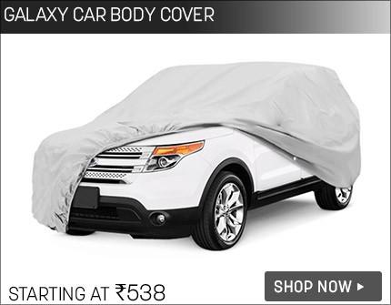 Car body cover