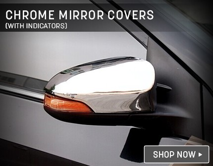 Mirror Covers With Indicators Banner