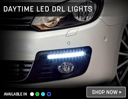 Daytime Led Light Banner