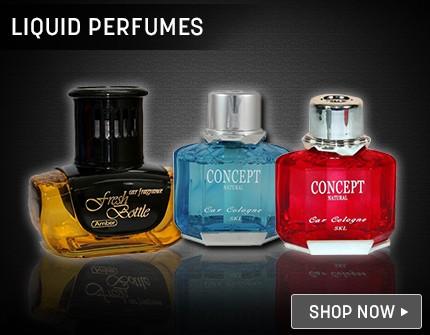 Designer Perfume Banner