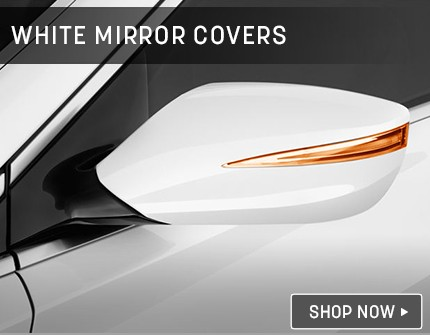 White Mirror Cover Banner