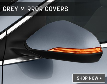 Grey Mirror Cover Banner