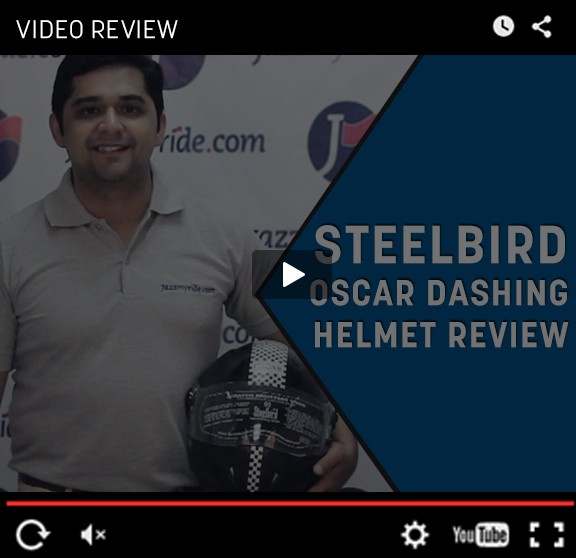 Oscar Dashing Steelbird Helmet