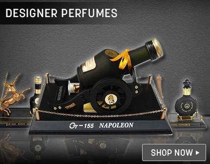 Gel Perfume Banner