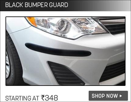 car bumper