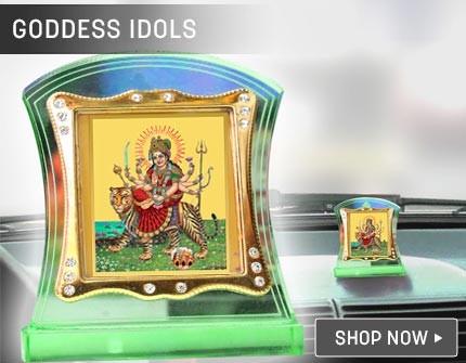 Lord Hanuman Idol Banner