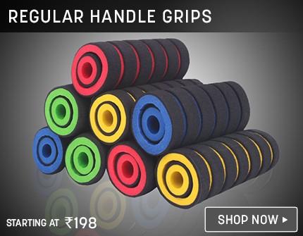 Regular Handle Grips Banner