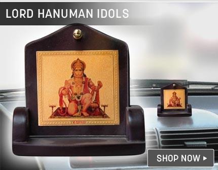 Lord Ganesha Idol Banner
