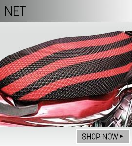 Net Seat Cover Banner
