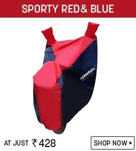 Sporty Body Cover Banner