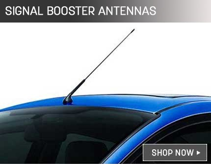 General Booster Antenna Banner