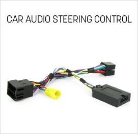 audio steering control interface