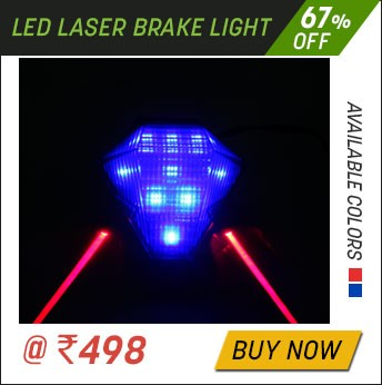 LED Laser Brake Light