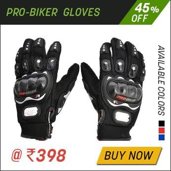 PRO_BIKER gloves