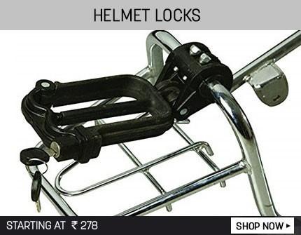 Helmet Lock